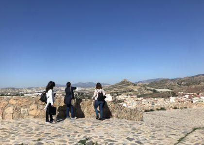 Visita Ciudad de Lorca